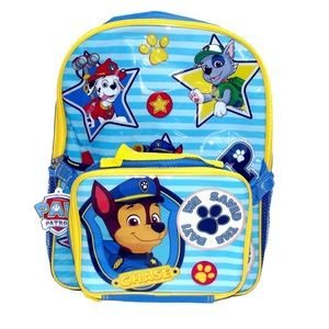 Paw Patrol Boys' We Save The Day 15 Inch Backpack